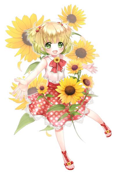 ひまわり姫(アバター)