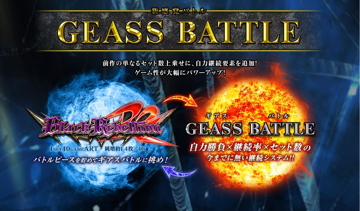 特徴/GEASS BATTLE